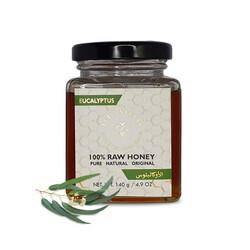 Bee's Nectar Organic Natural Eucalyptus  Honey, 140 gm