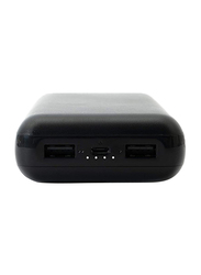 V-Walk 20000mAh Lithium-Polymer Power Bank, with Micro-USB Input, with Micro-USB Cable, H-A20, Black