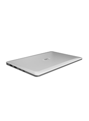 Iwalk 20000mAh Chic 20000 Fast Charging Power Bank with Micro-USB Input for Type-C Devices, Silver