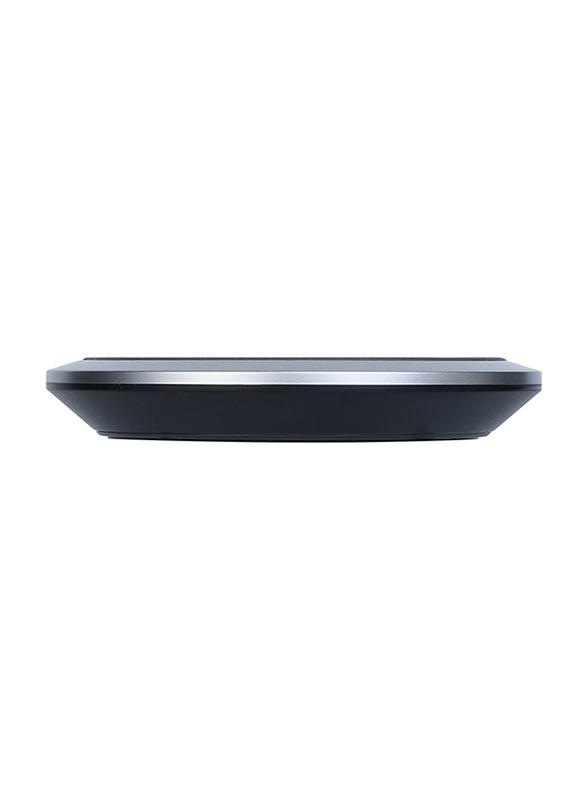 Iwalk Universal Wireless Charging Pad, Qi Enabled, 1.8A with Micro USB Input, 10W