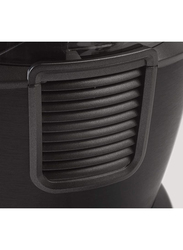 Nutribullet 9-Piece Full Size Electric Plastic Blender + Combo Set, 1000W, NBC-0910B, Black/Clear