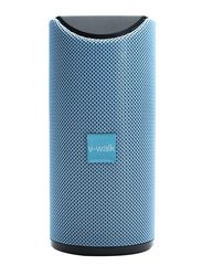 V-Walk Anti-Theft Backpack Laptop Bag with USB Charging Port/VS-01BT Bluetooth Speaker/Gimbal L08 Handheld Wireless Selfie Stick, Black/Blue