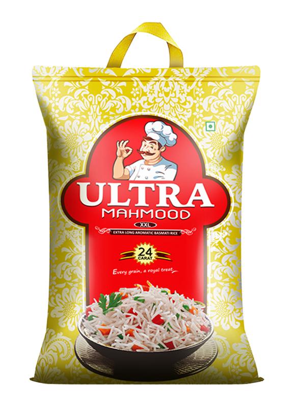 Ultra Mahmood XXL Basmati Rice, 10 Kg