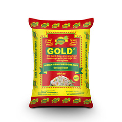 Gold Indian Sona Masoori Rice, 18kg