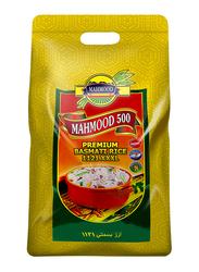 Mahmood 500 Premium 1121 XXXL Basmati Rice Pouch, 5 Kg
