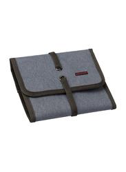 Promate Travelpack Multi-Purpose Accessories Organizer for Women, Small, Blue