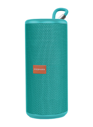 Promate Pylon Portable Bluetooth Stereo Sound Speaker, Turquoise