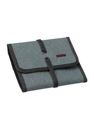 Promate Travelpack Multi-Purpose Accessories Organizer for Women, Small, Grey