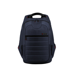 Promate Zest Multifunction Backpack with Multiple Storage for Laptops upto 15.4 Inch, Blue