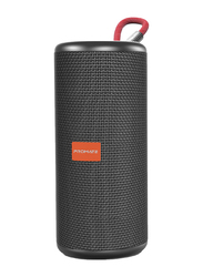 Promate Pylon Portable Bluetooth Stereo Sound Speaker, Black