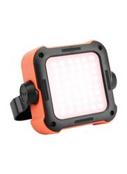 Promate TrekMate-1 Outdoor LED Flood Light, Orange