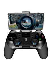 Ipega 3-in-1 Wireless Controller for Android/iOS/Windows, Black