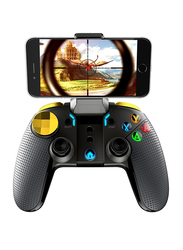 Ipega Gold Warrior Wireless Gamepad for Android & iOS, Black