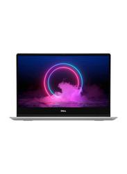 "Dell Inspiron 13 2-in-1 Laptop, 13.3"" FHD Touch Display, Intel Core i5 10th Gen 1.6GHz, 512GB SSD, 8GB RAM, Intel UHD Graphics, EN KB, Win 10, 7300-5395SLV, Silver"