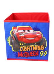 Cars Toy Storage Box, Royal Blue