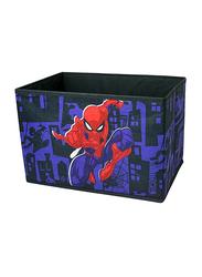 Spiderman Storage Box, Blue