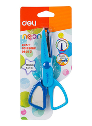 Deli ED60001 Craft Scissors, 136mm, Assorted