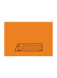 Premier 300GSM Full Scape Size Document Wallet, Orange
