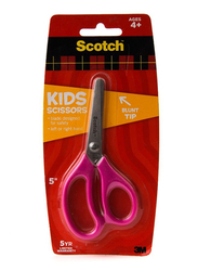 3M Scotch 1441B 4.9-inch Kids Scissor, Pink