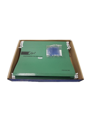 Elfen 907 Deluxe Suspension File Folder Set with 50 Title Holder, Full Scape, 50 Pieces, Dull Green