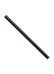 Durable 2901-01 Spine Bar, 100 Pieces, 6mm, A4 Size, Black