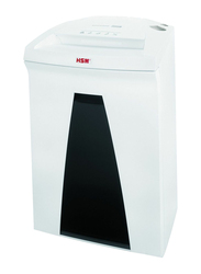HSM B24 Cross Cut Shredder, 4.5 x 30mm, 1783, White