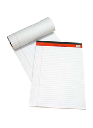 Sinar PD02074 Legal Pad, A4 Size, 50 Pieces, White