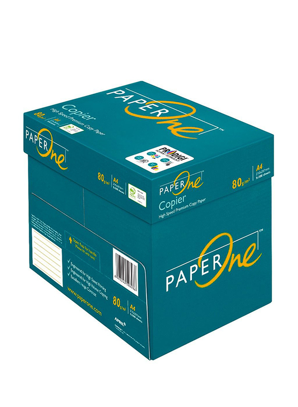 PaperOne 80GSM Copier Paper, A4 Size, White