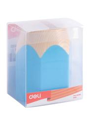 Deli E9145 PVC Pen Holder, Assorted