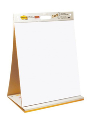 3M Post-It 566 Super Sticky Paper Wall Pad, 504 x 584mm, 30 Sheets, White