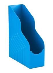 Avery 444 Jumbo Magazine File Rack, 323 x 100 x 253mm, Blue