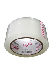 Perfekt 100YDS Packing Tape, Clear