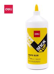 Deli CA74913 Glue, 1 Liter, White