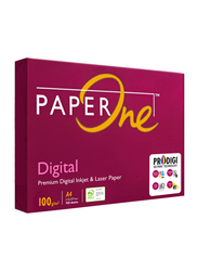 PaperOne Digital P1D 100 GSM Printing/Photo Copy Paper, 100 Pages, A4 Size, White