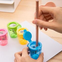 Deli E0551 Pencil Sharpener, Multicolor
