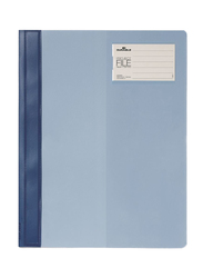 Durable 2745-06 Clear View Project File, A4 Size, Blue