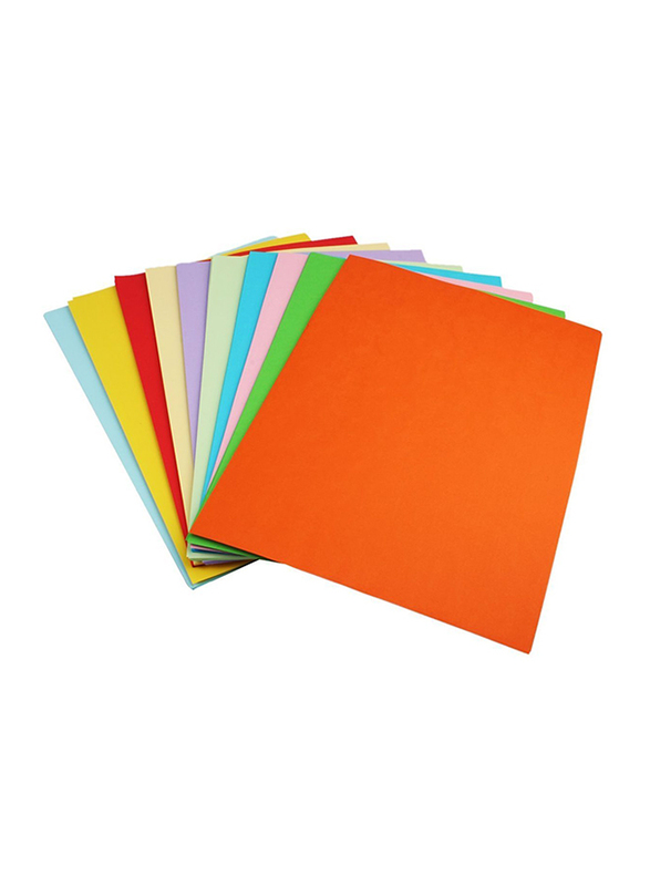 Sinar Rainbow Color Photocopy Paper, A4 Size, White