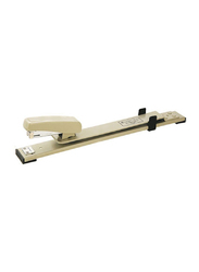 Kangaro DS-45L Stapler, Up to 30 Sheets Capacity, Beige