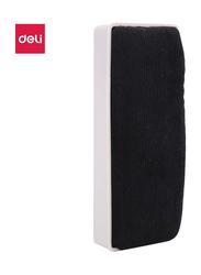 Deli E7838 White Board Eraser with Big Magnet, Blue/white