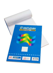 Sinar Writing Pad, A4 Size, White