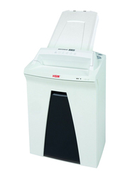 HSM AF300 Cross Cut Shredder, 1.9 x 15mm, 2092, White