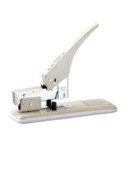 Kangaro HD23S24 Heavy Duty Stapler, Up to 210 Sheets, White