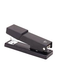 Deli E0423 Half Strip Stapler, Up to 25 Sheets, Black