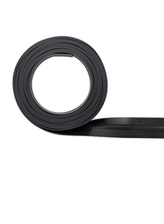 Durable 4708-23 Durafix Roll, 5mm, Silver/Black
