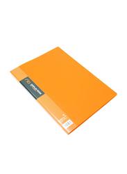 Deli E5031 10 Pockets Display Book, A4 Size, Assorted