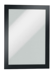 Durable 487101 Magnetic Dura Frame, A5 Size, Black