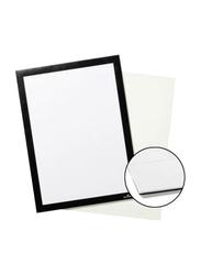 Durable 4968-01 Dura Frame Grip, A4 Size, Black