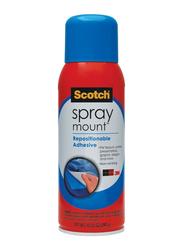 3M Scotch 6065 Spray Mount Adhesive, 290gm, White