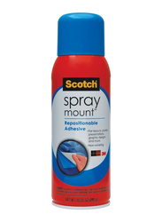3M Scotch 6065 Spray Mount Adhesive, 290gm, White