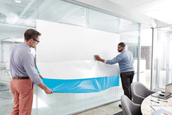 3M Post-It DEF3X2 Dry Erase Surface, 90 x 60mm, White